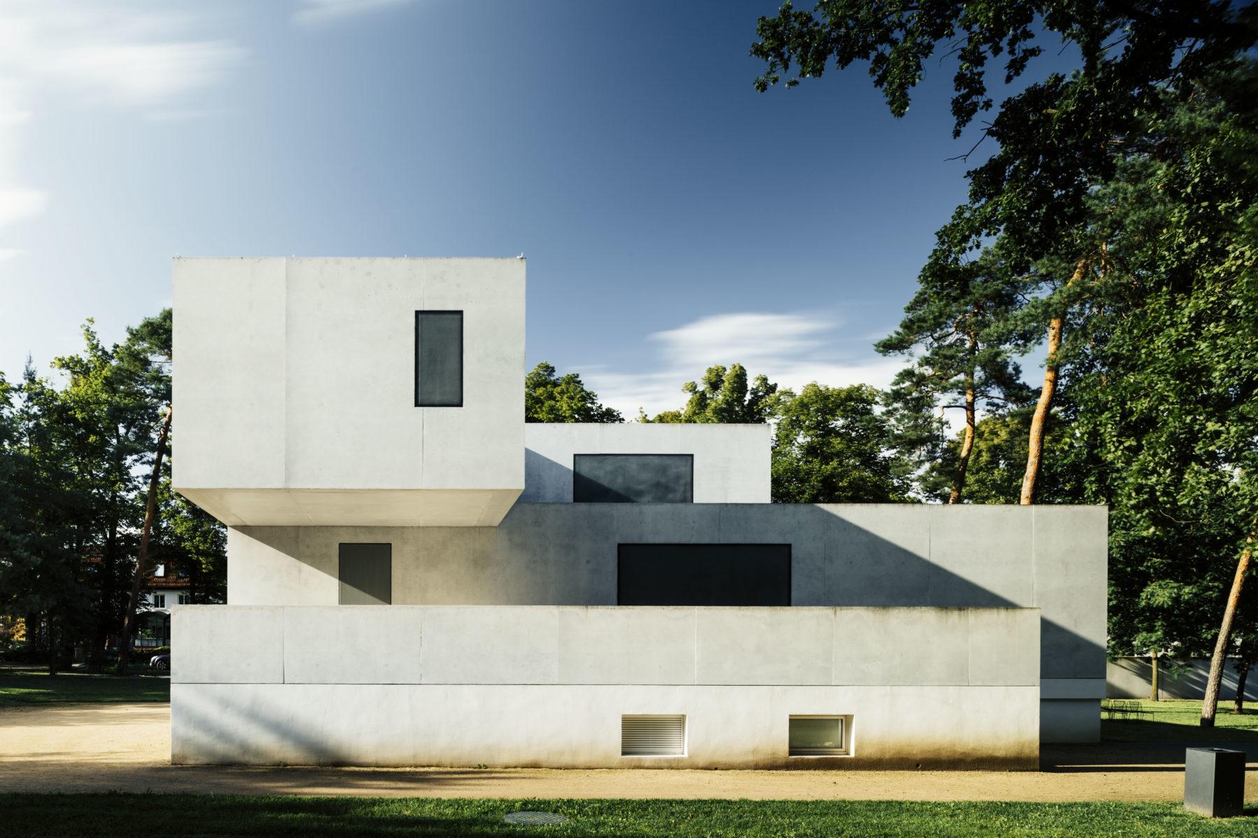 Neue Meisterhäuser / The Masters' Houses Dessau (Haus Gropius) Dessau, Architekten / architects: Bruno Fioretti Marquez Architekten (2010–2014) Photo: © Tillmann Franzen, tillmannfranzen.com © VG Bild-Kunst, Bonn 2018