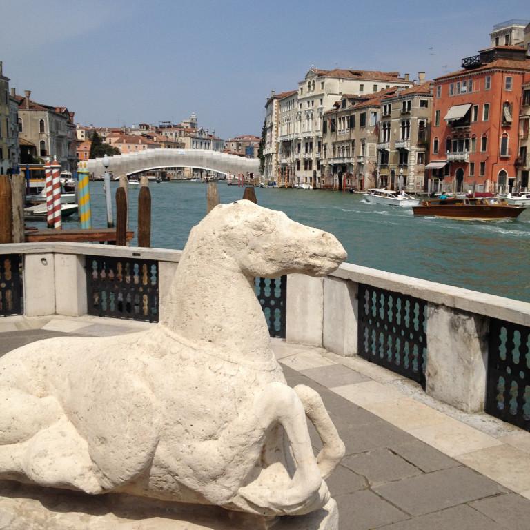 Venedig mit dem Canal Grande und seinem Licht- und Farbenspiel. (Foto: Britta Sopp)