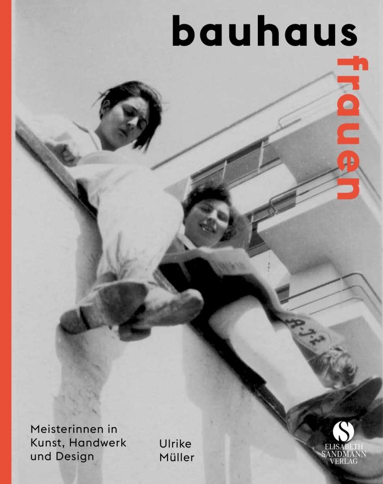 Cover Buch Bauhausfrauen