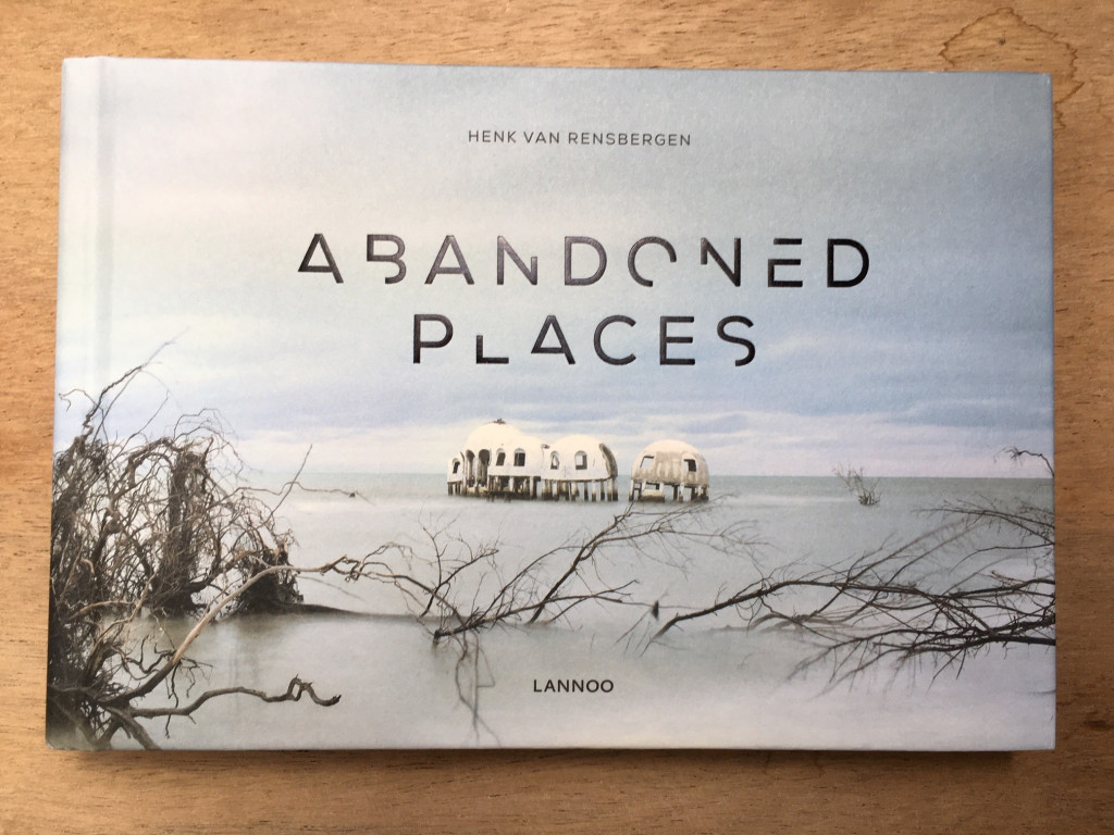 Abandoned Places Cover