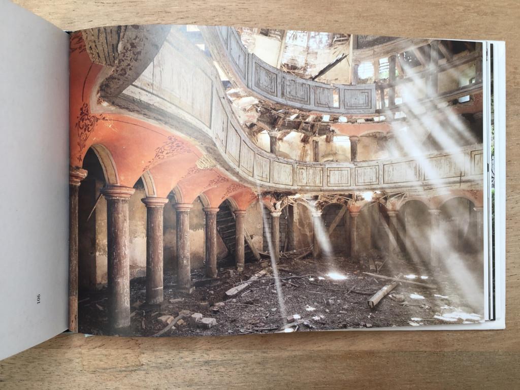 Abandoned Places Sonnenstrahlen Kirche