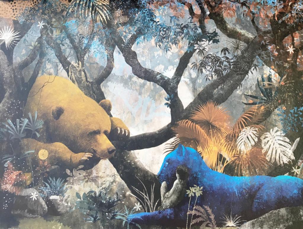 Balu Baghira Mowgli Dschungelbücher