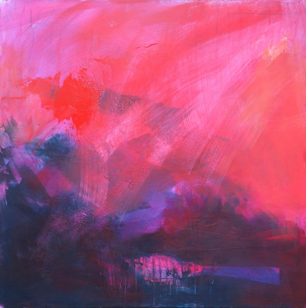 Helga Budde-Engelke, Rote Landschaft