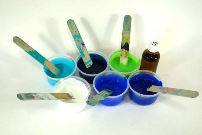 Acrylic Pouring Budde-Engelke Cup Flip 5