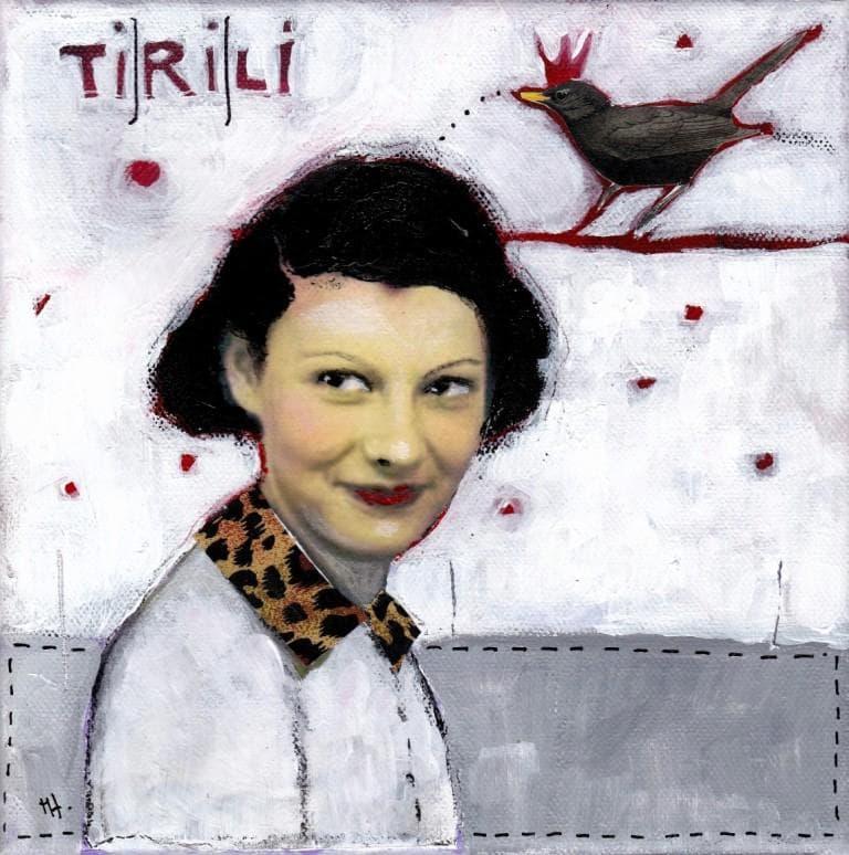 Martina Haussmann, Tirili