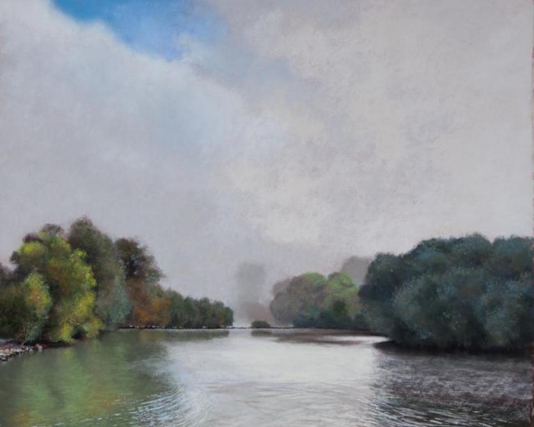 Susanne Mull, Rhein