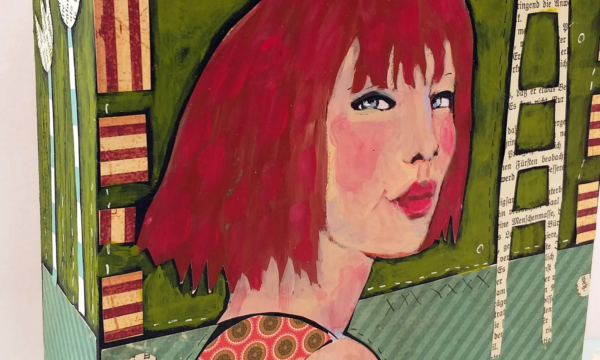 Martina Haussmann Art-Collage