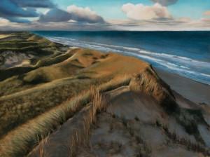Mull, Dünen und Meer