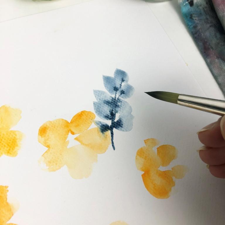 Christin Stapff Blumenstrauß 4