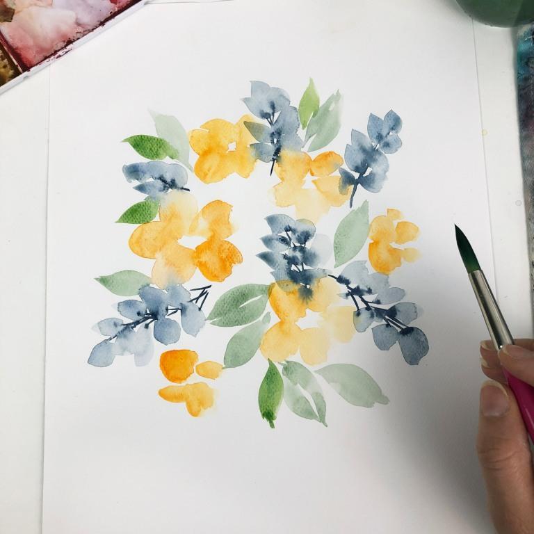 Christin Stapff Blumenstrauß 6