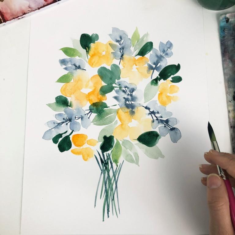 Christin Stapff Blumenstrauß 7