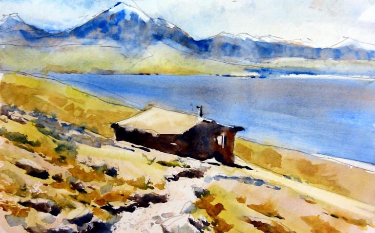 Uli Hoiß, Atacama Desert Lake