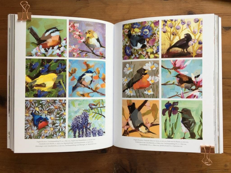 Birds in Art Page 84 85