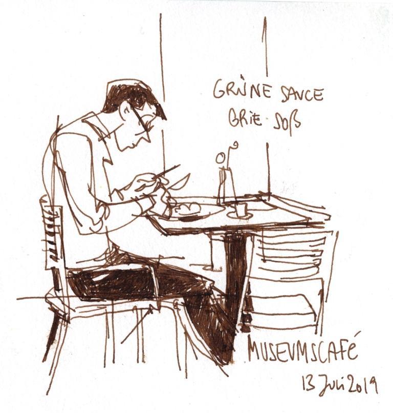 Nicola Maier-Reimer, Grüne Sauce