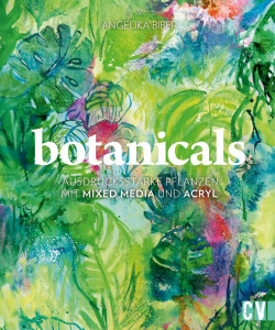 Angelika Biber, Botanicals Cover