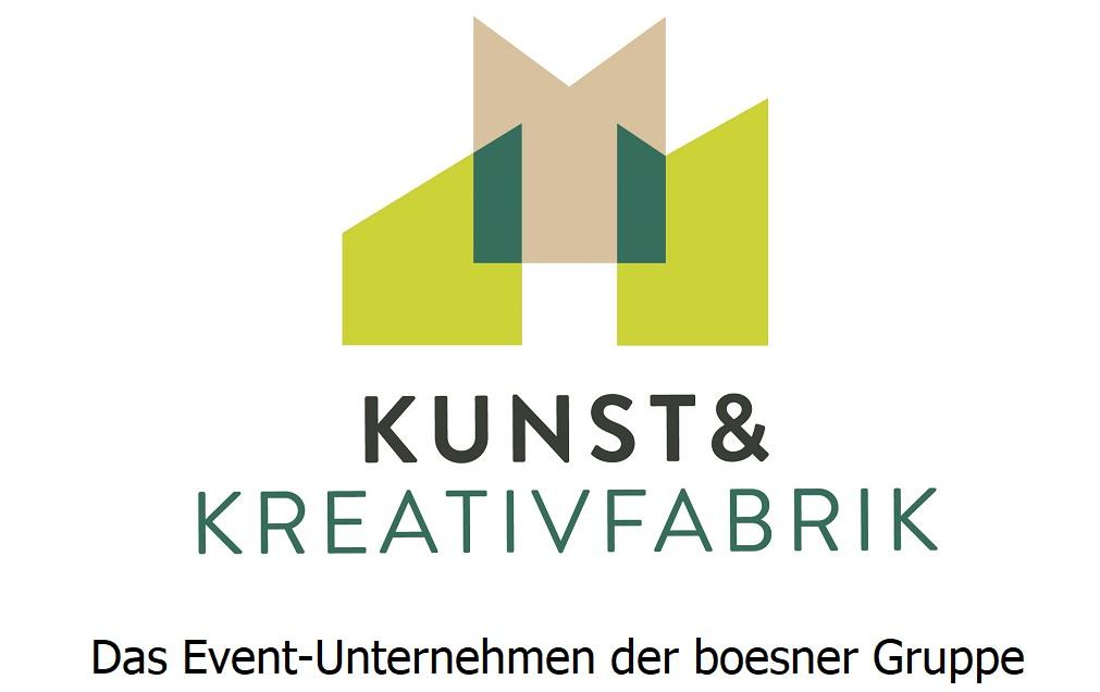Kunst&KreativFabrik Logo