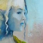 Ruth Alice Kosnick, Intuition, Ausschnitt, FrauenPower in der Kunst S. 51 Beitragsbild