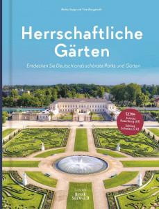 Cover Buch Herrschaftliche Gärten Beitragsbild ISBN 9783772472862