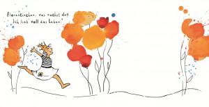 Florentinchen und das Glück Illustration Freude