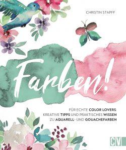 Christin Stapff, Farben! Buchcover