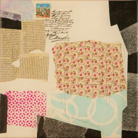 Kosnick_Warten_Collage Papier und Draht Schritt4-min