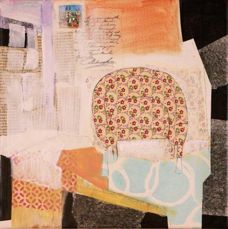Kosnick_Warten_Collage Papier und Draht Schritt5-min