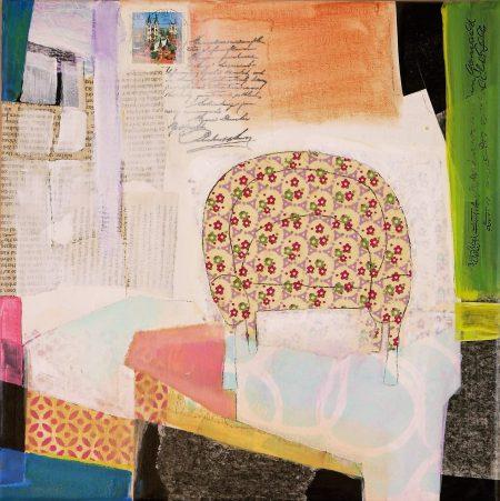 Kosnick_Warten_Collage Papier und Draht Schritt6-min