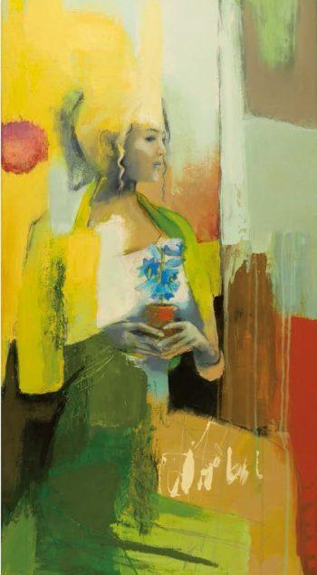 Ruth Alice Kosnick, Intuition, FrauenPower in der Kunst S. 49